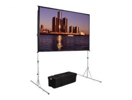 Extra Large Screen Hire 8 x 6 Foot (Including Frame)
